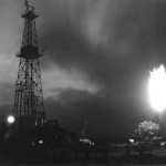 Flaring can be one major source of unhealthy volatile organic compounds.