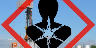 Drilling and fracking poses significant health risks