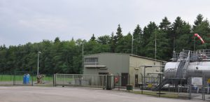 A gas industry's wastewater disposal site (Wittorf Z1, Germany)